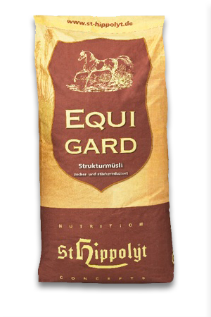 St.Hippolyt EquiGard Classic (Pellet) 25 kg