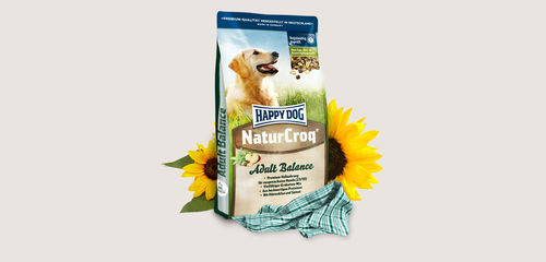 Happy Dog Natur Croc Adult Balance