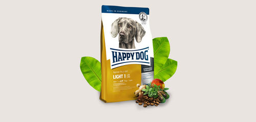 Happy Dog Light 1 Low Carb