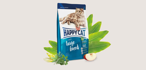 Happy Cat Adult Large-Breed