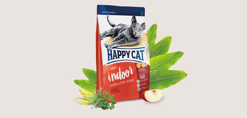 Happy Cat Adult Indoor Voralpenrind