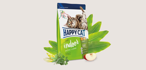 Happy Cat Adult Indoor Weidelamm
