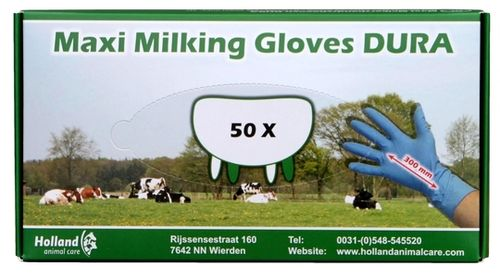 Maxi Milking Gloves Dura 300mm