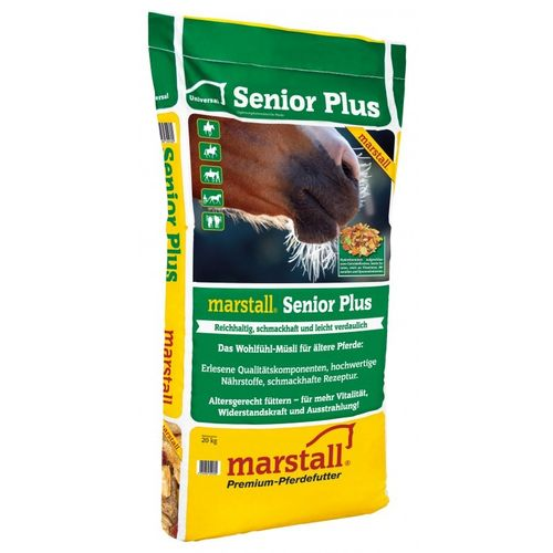 MARSTALL - Senior Plus Müsli 20 kg Sack