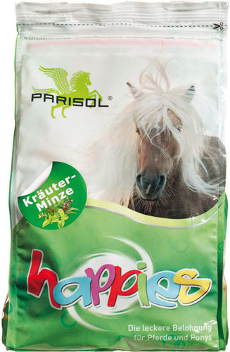 Parisol Happies Kräuter-Minze 1 kg Tüte