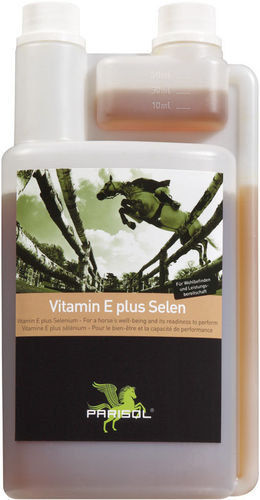 Parisol Vitamin E plus Selen
