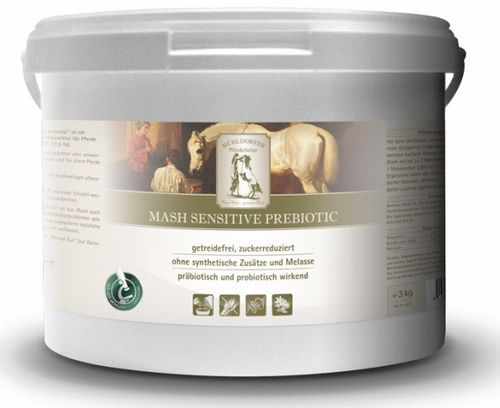 Mühldorfer Mash Sensitive prebiotic 3 kg