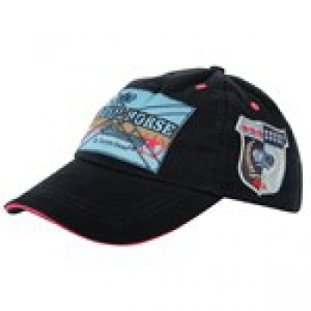 Baseball cap RHA California, navy blazer