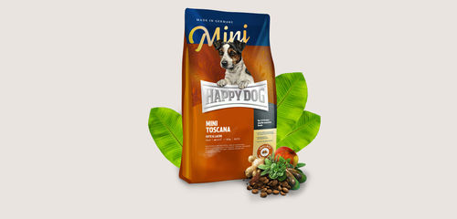 Happy Dog Supreme Toscana Mini