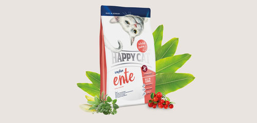Happy Cat Grainfree Ente
