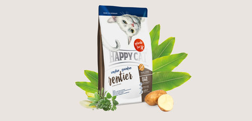 Happy Cat Grainfree Rentier