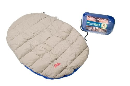 Chuckit Travel Bed