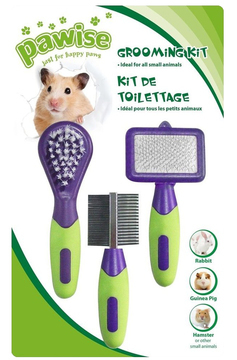 Grooming Set Fellpflege