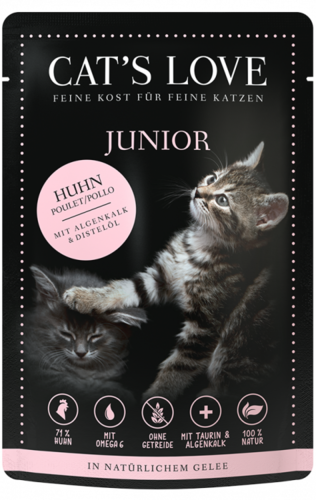 Junior Huhn Pur | Kittenfutter