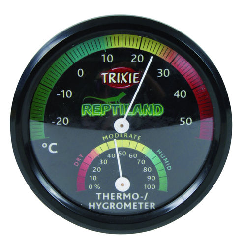 Trixie Thermo-/Hygrometer, analog