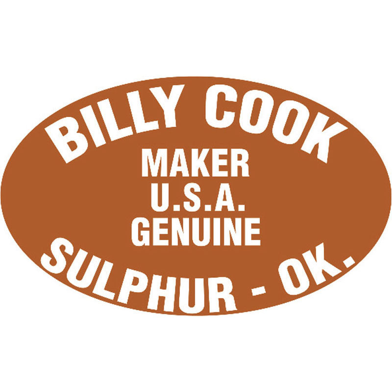 Billy Cook
